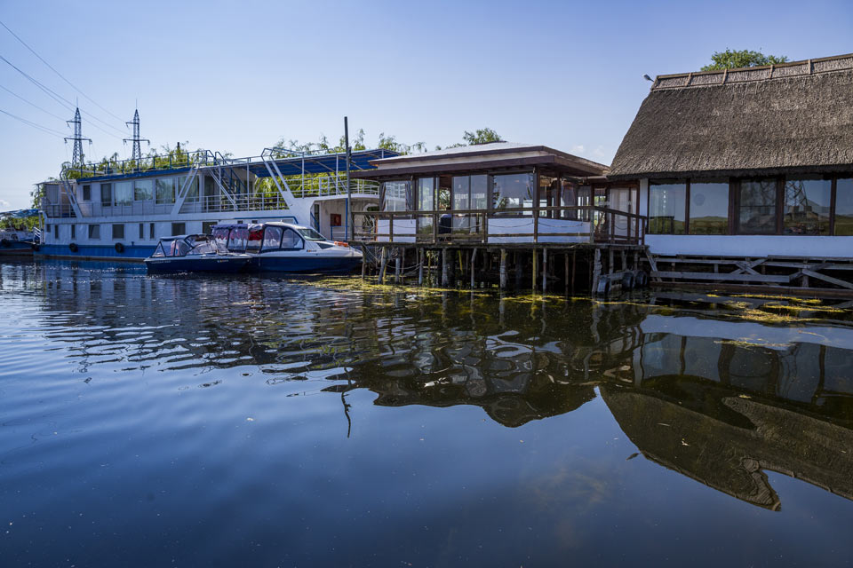 Terasa Danube Delta Resort