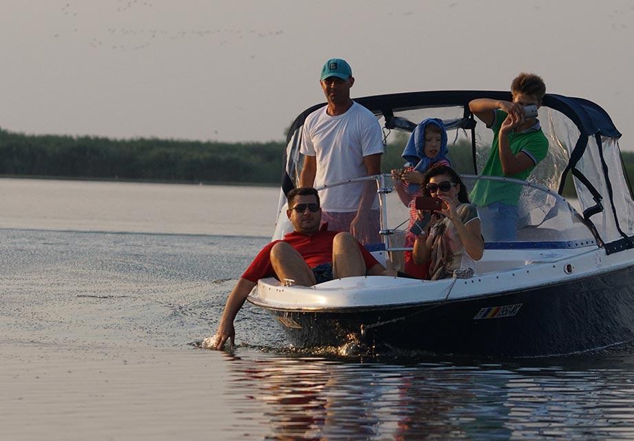 Baie camere Danube Delta Resort